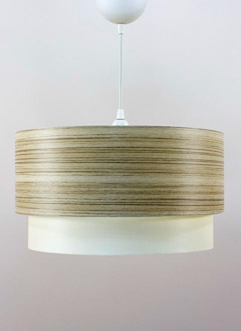 Crea Lighting Doubleshade Medium Sarkıt 30cm Renksiz